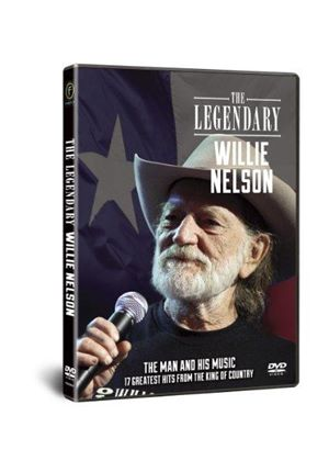 Legendary Willie Nelson - The Man And His Music