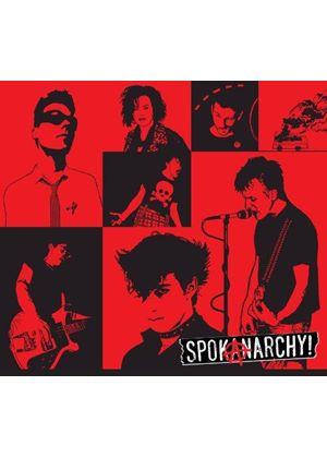 Various Artists - Spokanarchy! Music from the Motion Picture (Original Soundtrack) (Music CD)