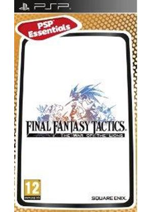 Final Fantasy Tactics: The War of the Lions - Essentials (PSP)
