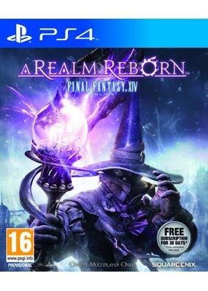 Final Fantasy XIV: A Realm Reborn (PS4)