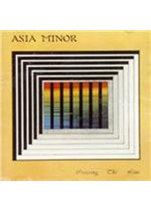 Asia Minor - Crossing the Line (Music CD)