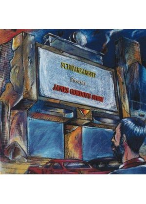 Schwarzarbeit - James Gordon's Story (Music CD)