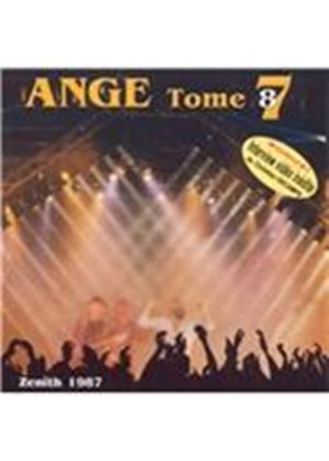 Ange - Tome 87 (Live Recording) (Music CD)