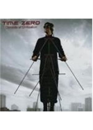 Time Zero - Outcasts Of Civilization (Music CD)