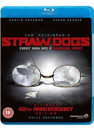 Straw Dogs - Ultimate 40th Anniversary Edition (Blu-ray) (1971)