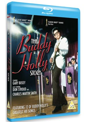 Buddy Holly Story (Blu-Ray)