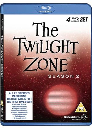 Twilight Zone - Season 2 (Blu-ray)