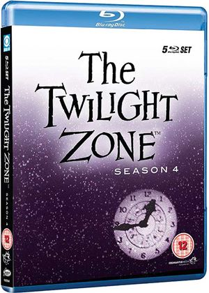 Twilight Zone - Season 4 (Blu-ray)