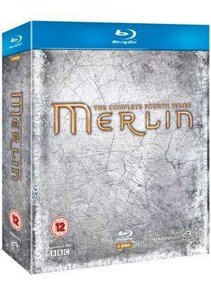 Merlin - Series 4 - Complete (Blu-Ray)