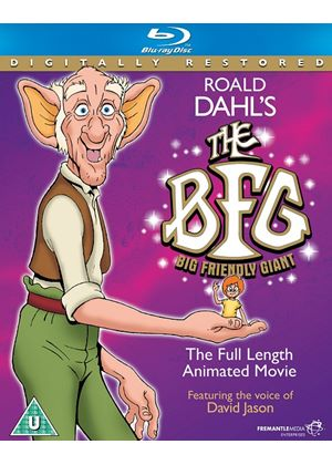 The BFG - 30th Anniversary Edition - Remastered (Blu-Ray)