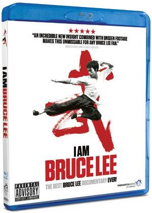 I Am Bruce Lee (Blu-Ray)