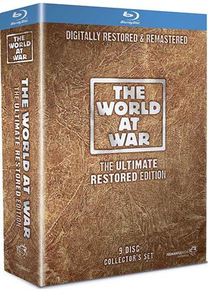 World At War - The Ultimate Restored Edition (Blu-Ray)