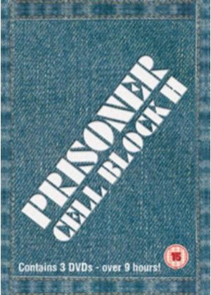 Prisoner Cell Block H - Best Of Prisoner Cell Block H (Three Discs)