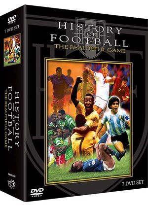 History Of Football, The (Box Set) (Seven Discs)