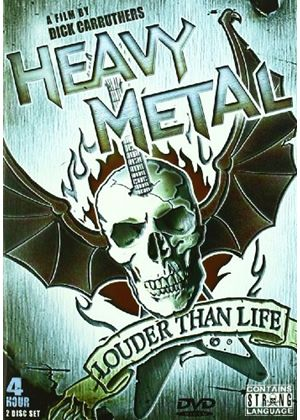 History Of Heavy Metal (Two Discs)