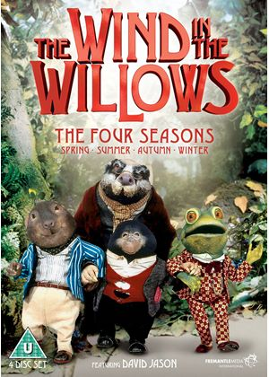 Wind In The Willows (Box Set)