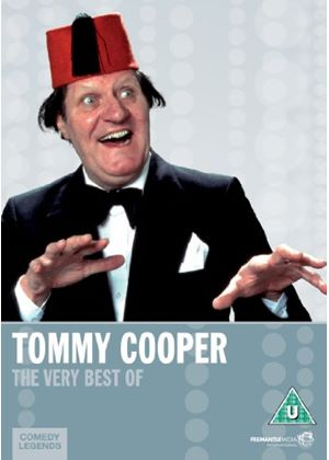 Tommy Cooper The Very Best Of