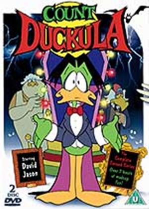 Count Duckula - The Complete Second Series