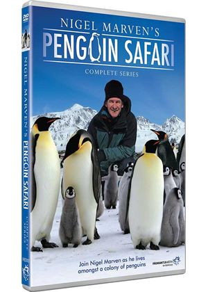 Nigel Marven's Penguin Safari - Complete Series