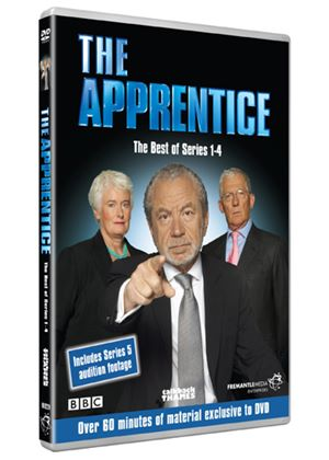 The Apprentice - Best Of Series 1-4