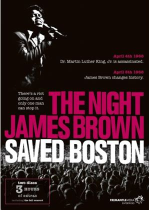 Night That James Brown Saved Boston