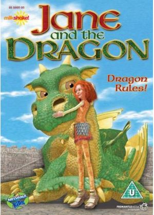 Jane And The Dragon Vol. 1