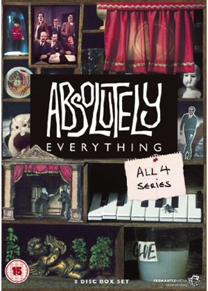 Absolutely Everything All Four Series