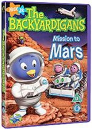 Backyardigans - Mission To Mars
