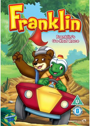 Franklin: Franklins Go Cart Race (Carry Case)