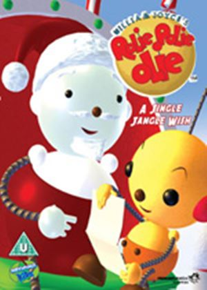 Rolie Polie Olie: A Jingle Jangle Wish (Carry Case)