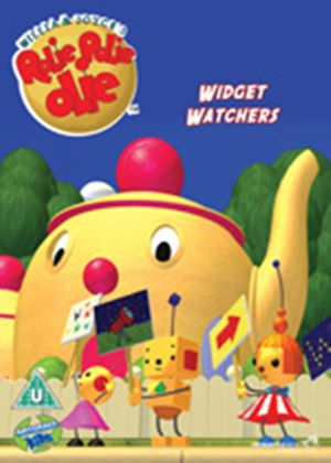 Rolie Polie Olie: Widget Watchers (Carry Case)