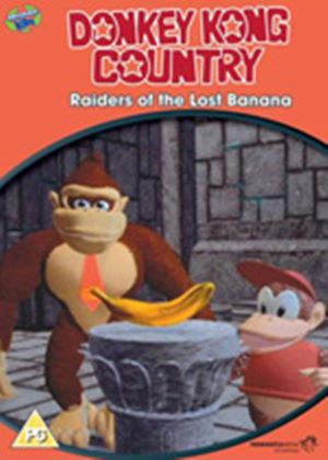 Donkey Kong: Raiders of the Lost Bananas