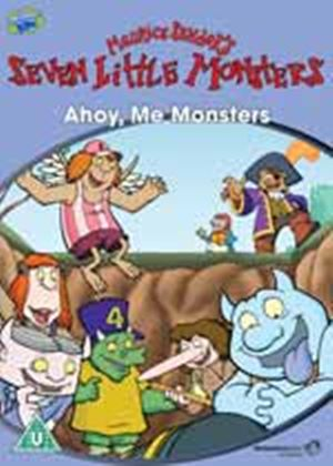 Seven Little Monsters: Ahoy, Me Monsters (Carry Case)