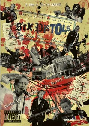 Sex Pistols - Therell Always Be An England - Live From Brixton Academy