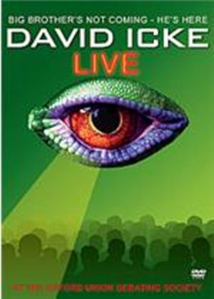 David Icke - Live At The Oxford Union Debating Society