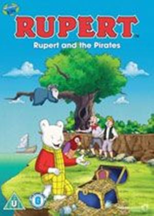 Rupert: Rupert and the Pirates (Carry Case)