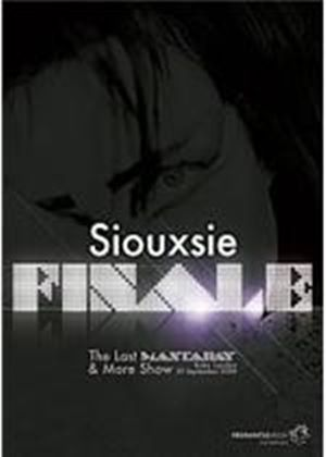Siouxsie Sioux Finale: The Last Mantaray and More Show