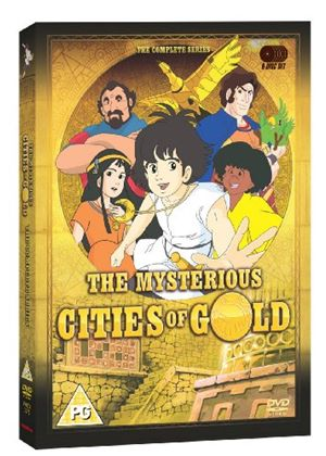 The Mysterious Cities Of Gold: The Complete Series BBC