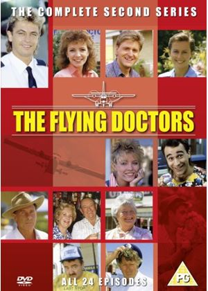 The Flying Doctors - Series 2 - Complete
