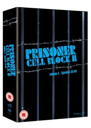 Prisoner Cell Block H - Volume 2