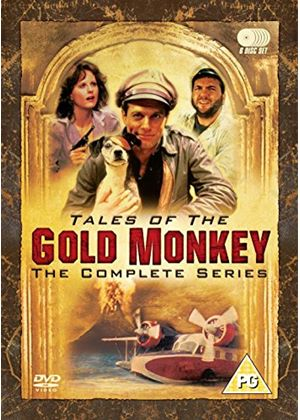 Tales of the Gold Monkey: The Complete Series (1983)