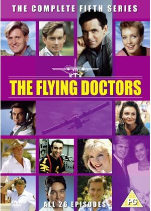Flying Doctors - Series 5 - Complete