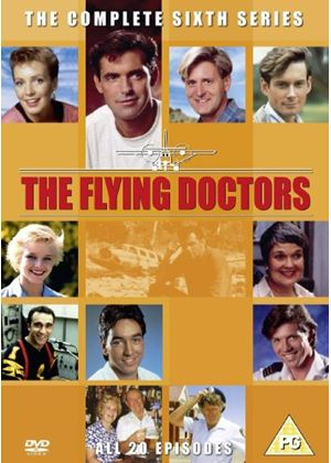 Flying Doctors - Series 6 - Complete