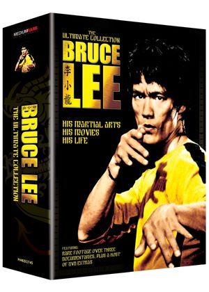 Bruce Lee Box Set Anniversary Edition  - The Intercepting Fist / Jeet Kune Do / Path of the Dragon