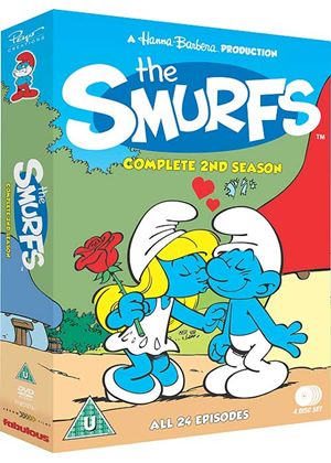 The Smurfs: Complete Season Two (1982)