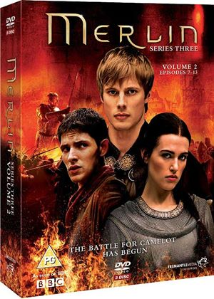 Merlin - Series 3 - Volume 2
