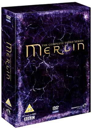 Merlin - Series 3 - Complete
