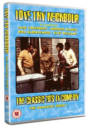 Love Thy Neighbour - Series 1