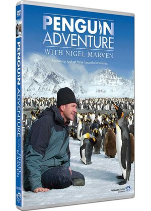 Penguin Adventures With Nigel Marvin