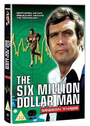 The Six Million Dollar Man: Season 3 (1976)